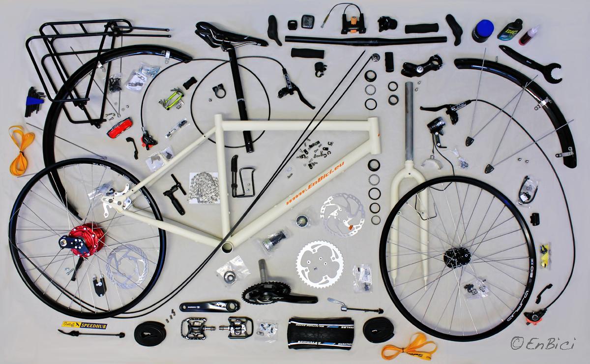 Tipos de válvulas de camaras para bicicleta