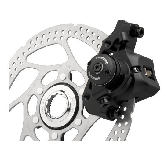 Tipos de frenos de disco para bicicleta