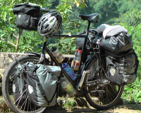 2746938cada La bici de Tim, preparada para cruzar continentes - visita su web