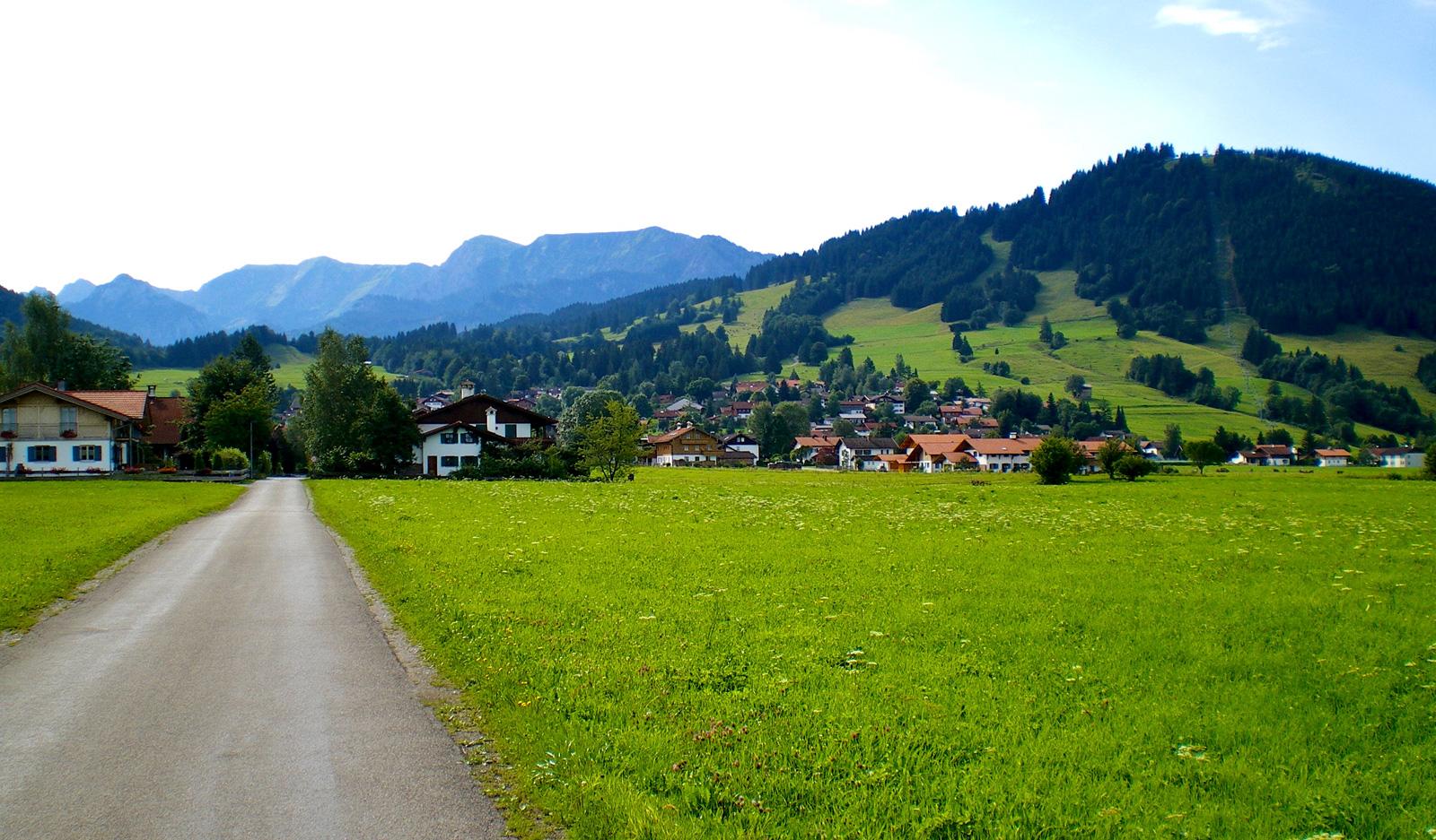 Viaje en bicicleta Carril bici alemania